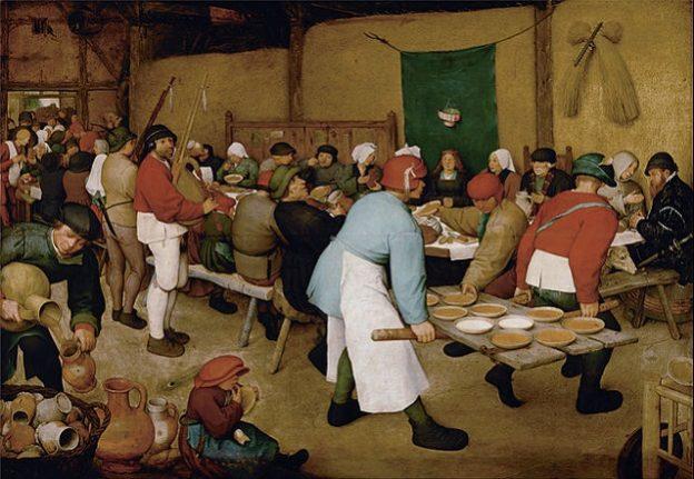 640px-pieter_bruegel_the_elder_-_peasant_wedding_-_google_art_project